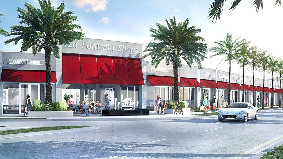 La Fontana Shops